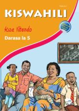 Kiswahili Kwa Vitendo Kitabu cha 5