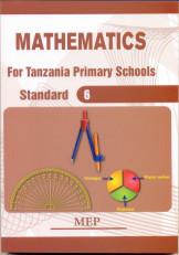 Mathematics For Tanzania Primary Schools Standard 6 - Mep