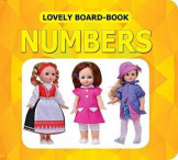 Lovely Board Book Numbers