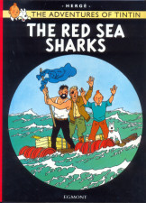 The adventures of Tintin  and the Red Sea Sharks