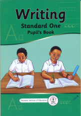 Writing Standard 1 Pupil's Book - Tie