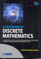 A Textbook of Discrete Mathematics