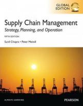 Supply Chain Mgmt Chopra - Global Edition