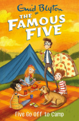 The Famous Five (7) Five Go Off to Camp