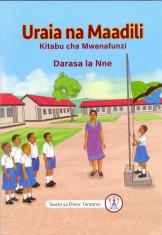 Uraia na Maadili Kitabu Cha Mwanafunzi Darasa la 4