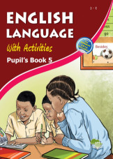 English Language with Activities Pupil's Book 5.