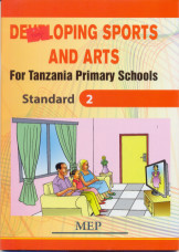 Developing Sport And Art For Tanzania Primary School Std 2 - Mep