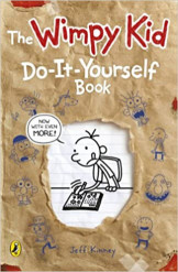 Diary Of A Wimpy Kid - Do It Yourself