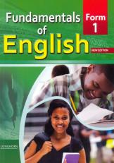 Fundamentals of English form 1
