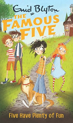 The Famous Five (14) Five Have Plenty of Fun