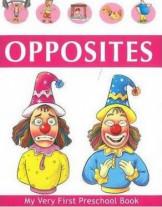 Opposites Preschool Book