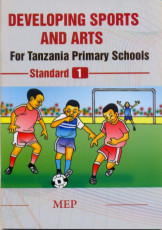 Developing Sport And Art For Tanzania Primary School Std 1 - Mep