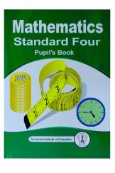 Mathematics Standard 4 Pupil's Book - Tie