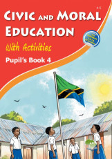 Civic and Moral Education with activities Pupil's Book 4