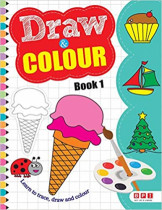 Draw and Colour Level 1