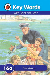 Ladybird Key Words With Peter And Jane (Our Friends) 6A