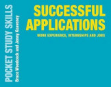 Successful Applications Work Experience, Interships and Jobs