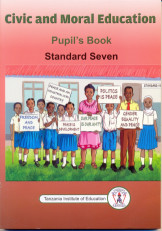 Civic am Moal Education Pupil's Book Standard 7 - Tie
