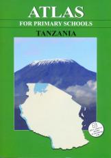 Atlas For Primary Schools - Tanzania