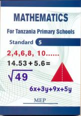 Mathematics For Tanzania Primary School Std 5 - Mep