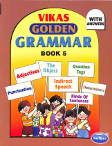 Vikas Golden Mathematics Book 5
