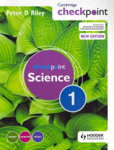 Checkpoint Science 1 Student book