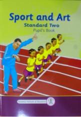 Sport and Art Standard 1 Pupil's Book - Tie