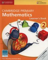Cambridge Primary Mathematics Stage 2 Learner`s Book