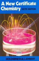 A New Certificate Chemistry-Lambert
