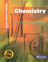 Chemistry 3 &4 Student's Book