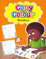 Copy Colour Numbers