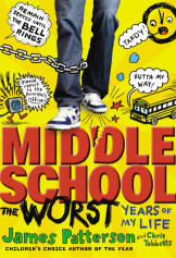 Middle School The Worst Years of My Life