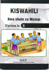 Kiswahili Kwa Shule za Msingi std 5 - MEP