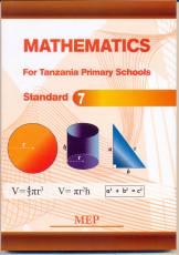 Mathematics For Tanzania Primary Schools Standard 7 - Mep