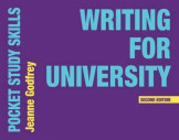 Writing For University Second Edition