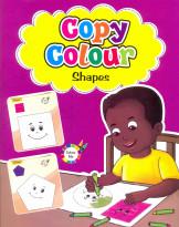 Copy Colour Shapes