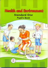 Health and Environment Standard 1 Pupil's Book - Tie