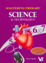 Mastering Primary Science & Technology  Qns & Ans