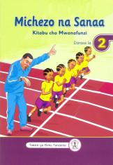 Michezo na Sanaa Kitabu cha Mwanafunzi Darasa la 2