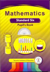Mathematics Standard 6 Pupil's Book - Tie