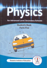 Physics for Advanced Level Secondary Schools Student's Book Form 5