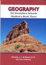 Geography for Secondary School Student Book Three