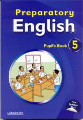 Preparatory English Pupil's Book 5