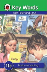 Ladybird Key Words With Peter And Jane (Books Are Exciting) 11C