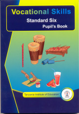 Vocational Skills Standard Six Pupil's Book