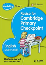 Cambridge Primary Revise For Primary Checkpoint English Study Guide