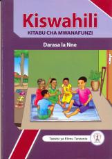 Kiswahili Kitabu cha Mwanafunzi Darasa la Nne - Tie