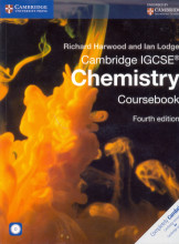 Cambridge IGCSE Chemisrty CourseBook