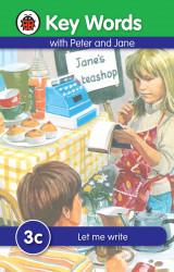 Ladybird Key Words With Peter And Jane (Let Me Write) 3C