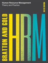 Human Resource Management, 6th edition : Theory and Practice